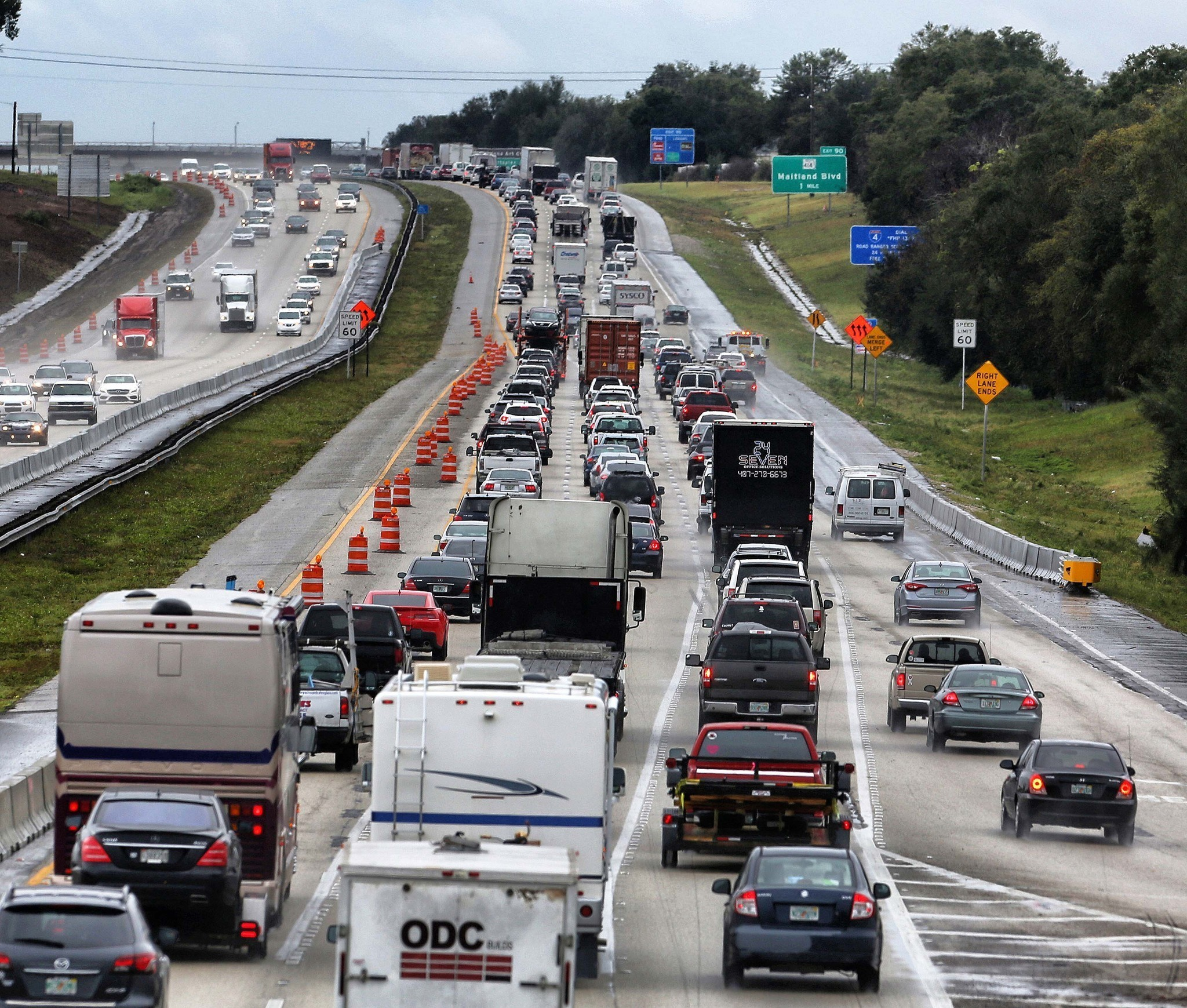 Gas Prices Orlando >> I-4 most dangerous interstate? Maybe not - Orlando Sentinel