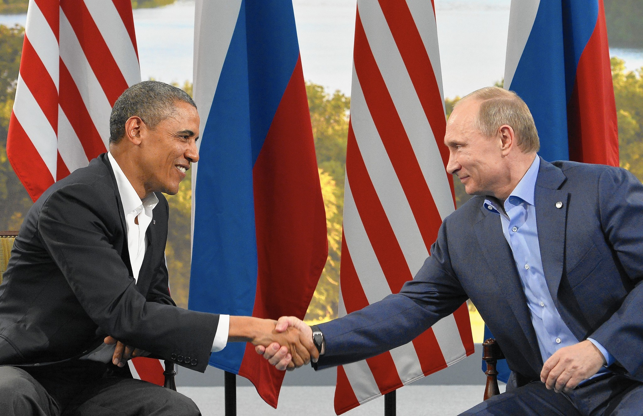 vladimir putin and obama relationship