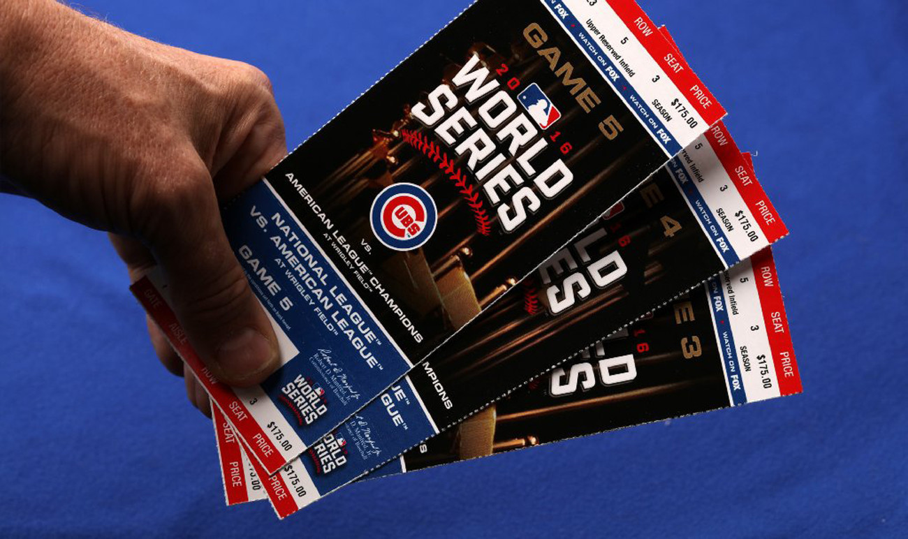 48fb6ff17 Divorcing couple go to court over Cubs World Series tickets - Chicago  Tribune