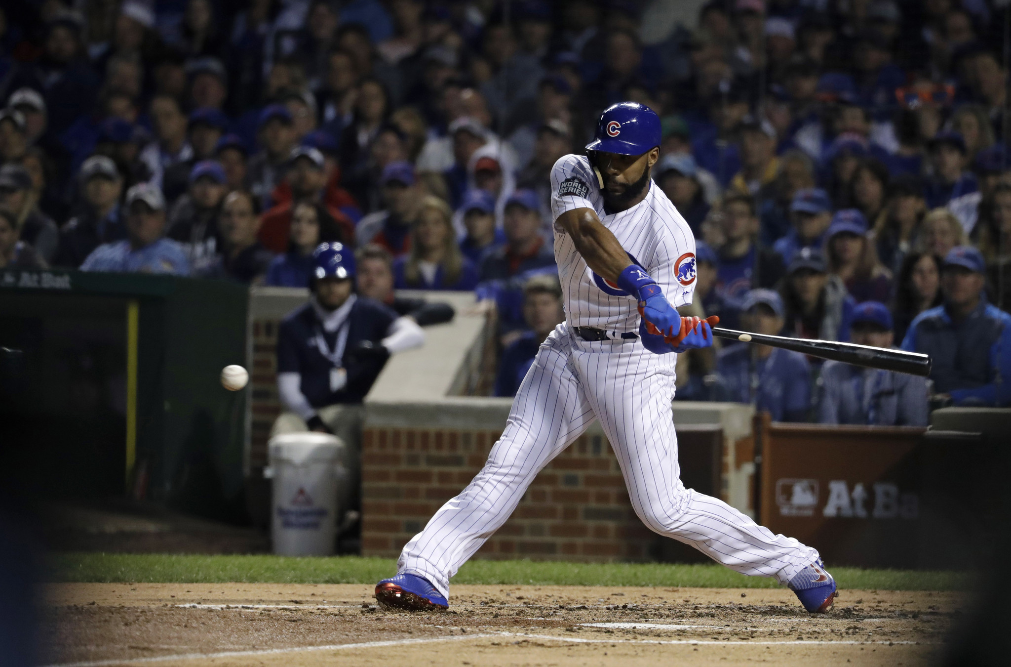 Cubs Give Jason Heyward A Second Chance To Make Impression
