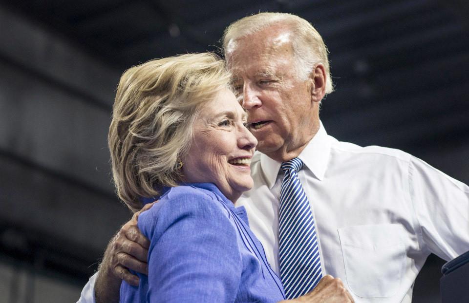 Valley News - Biden Says Clinton Gets It