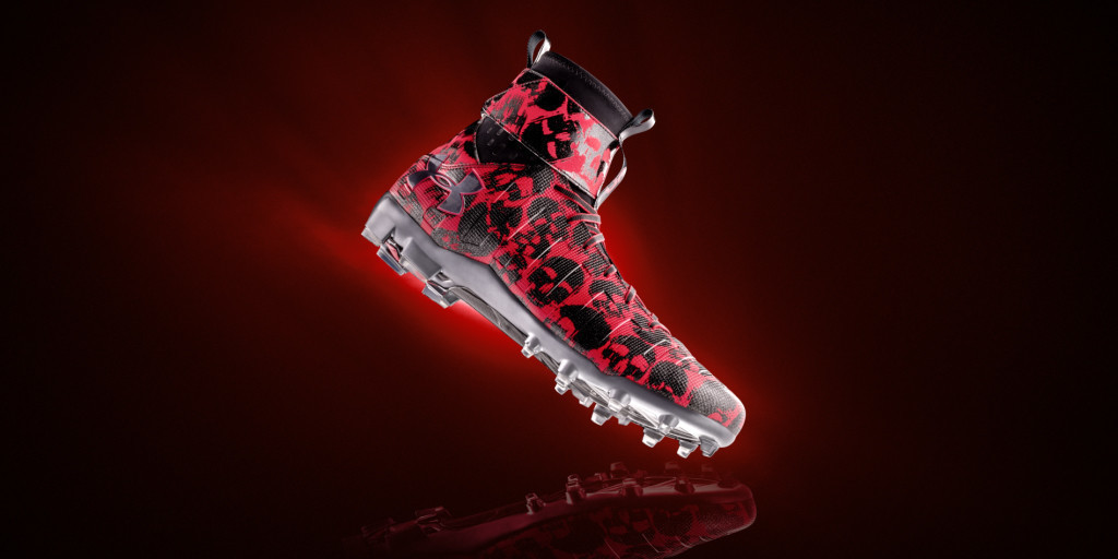 Cam Newton's 'Nightmare' cleats by Under Armour ...