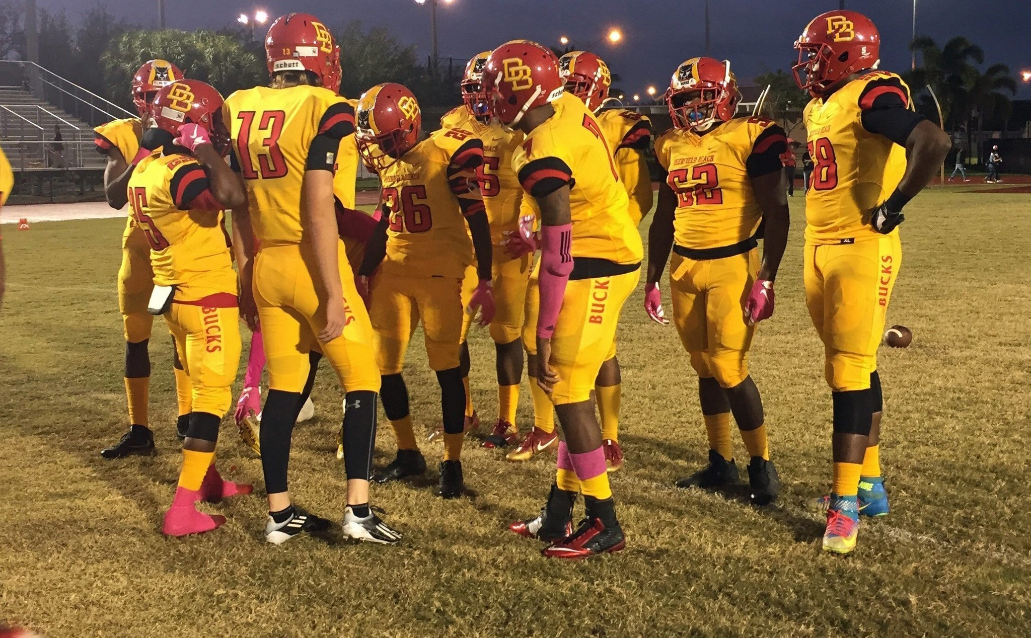 Deerfield Starter Suspended For Regular Season Finale