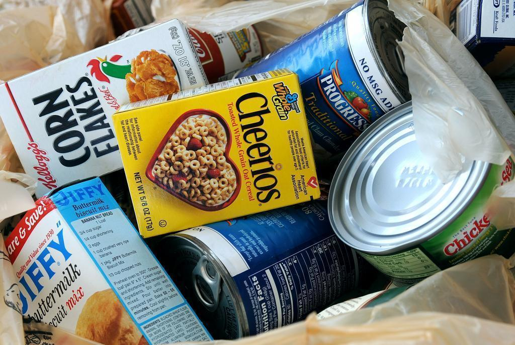 Low Income Seminole County Residents Get New Food Pantry