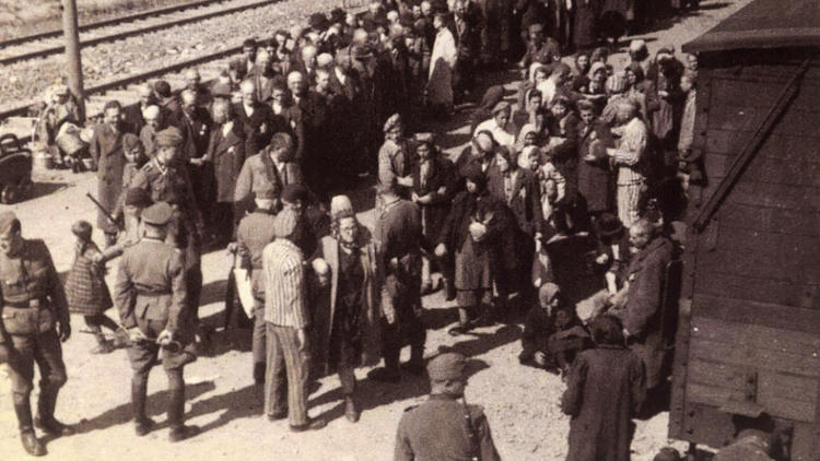 Holocaust Exhibit