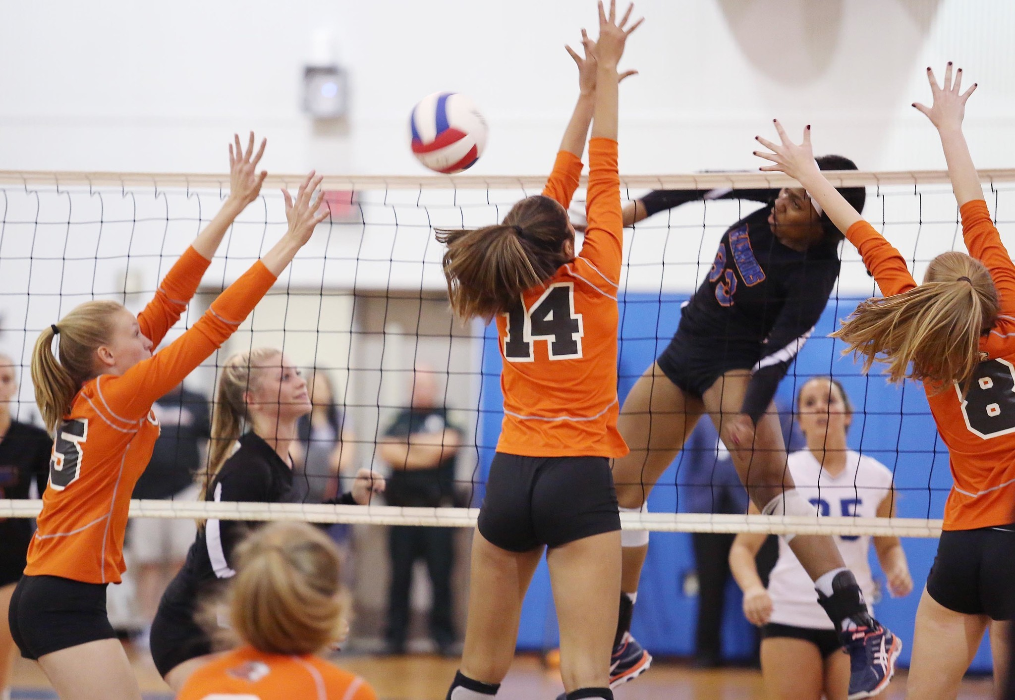 Pictures: 2016 H.S. Volleyball Season - Orlando Sentinel