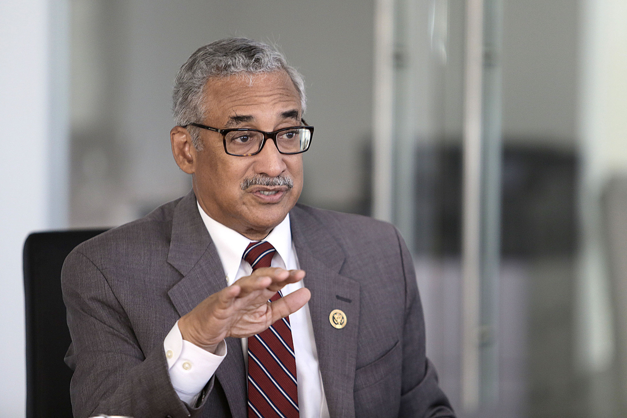 Bobby Scott is seeking re-election … and then the Senate?