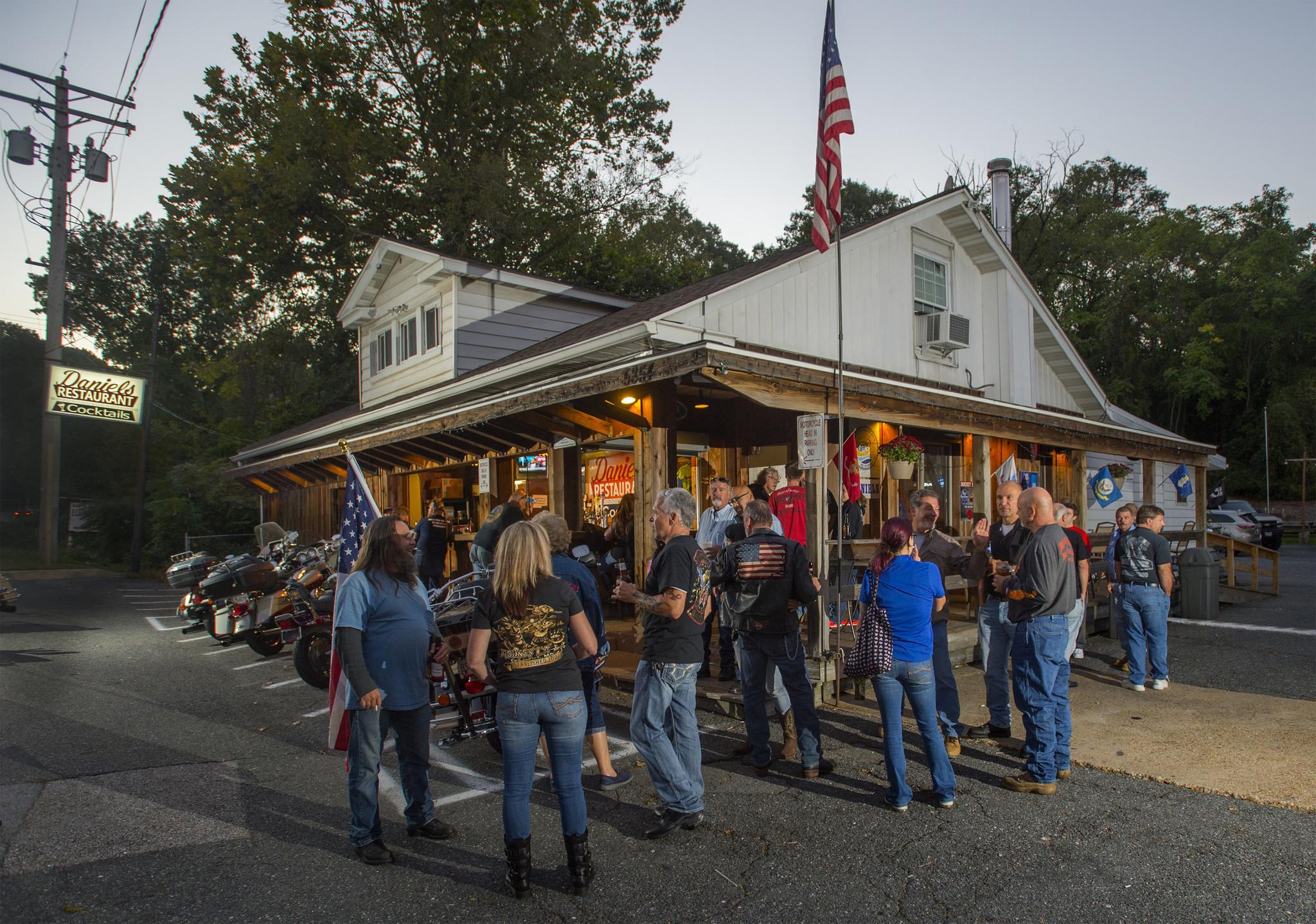 Beyond the Biker Bar - Howard County Times