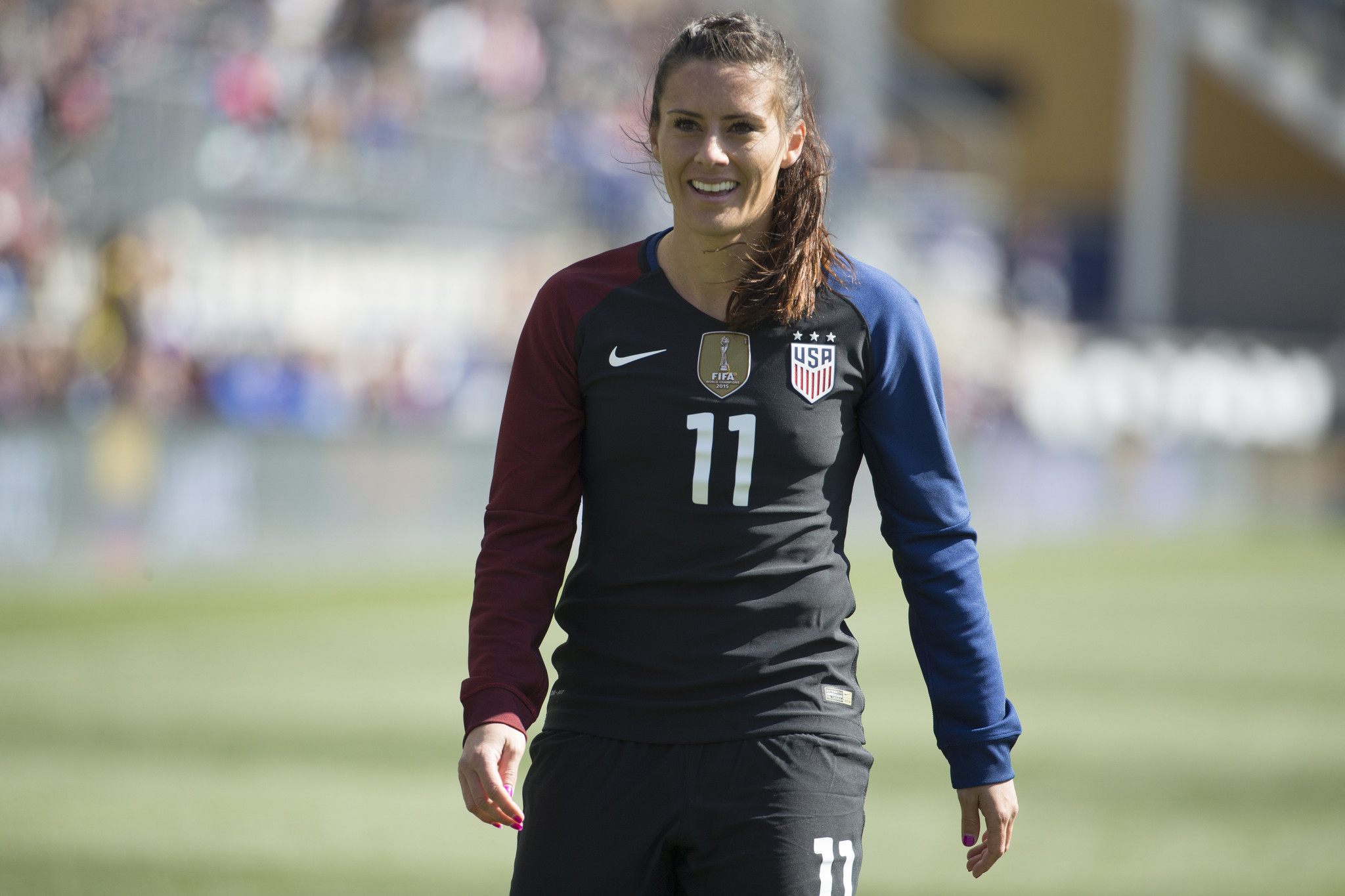 Ali Krieger Ali Krieger new photo