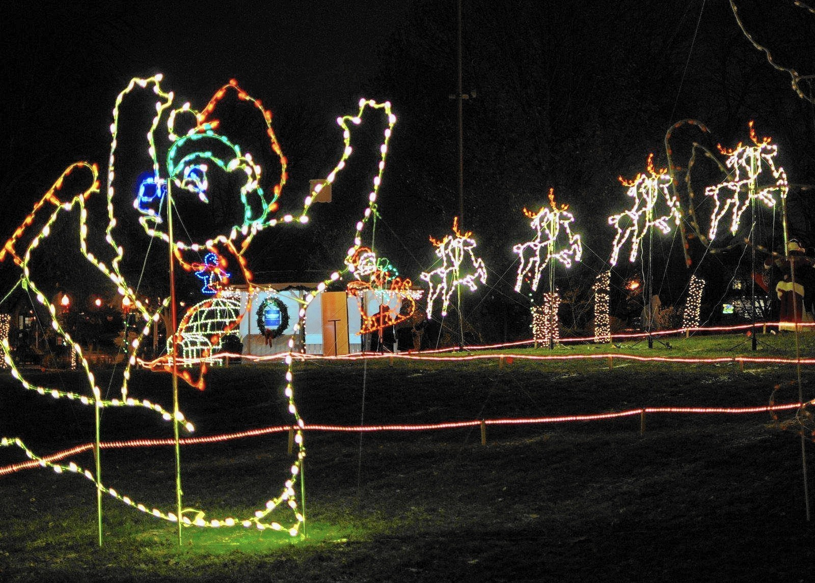 naper settlements christmas magic starts next week continues through dec 24 naperville sun