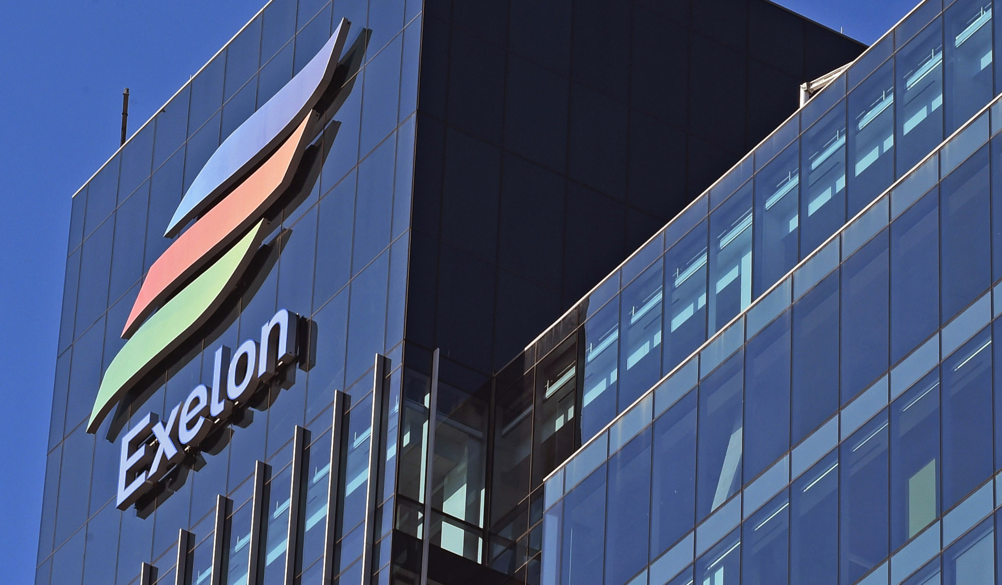Exelon Corp Building Opens At Harbor Point Baltimore Sun