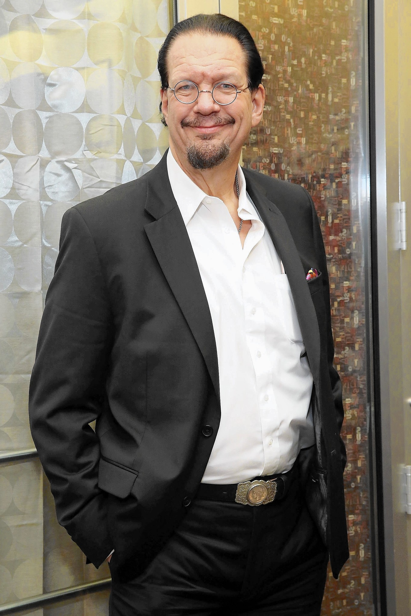 Penn Jillette tells Humanities Fest crowd about his ...