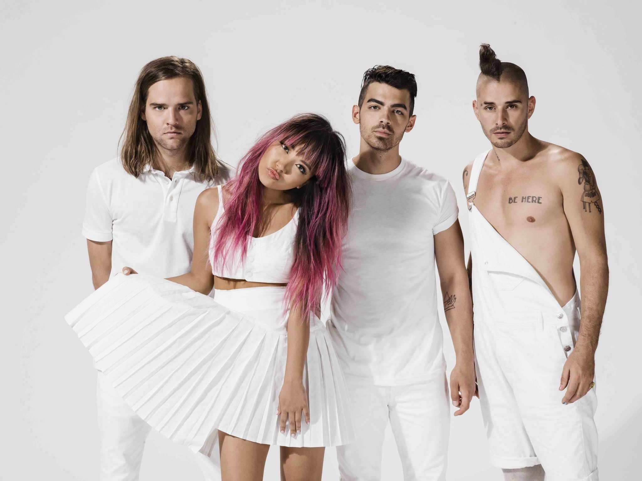 Hit funk-pop band DNCE to bring 'Cake by the Ocean' to ...