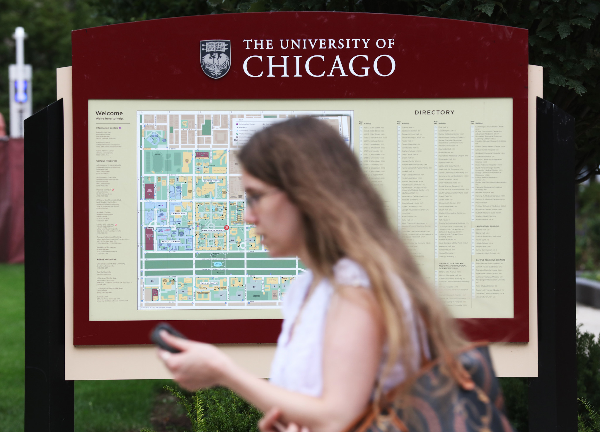 University Of Chicago Faces 1 Million Lawsuit Alleging Race