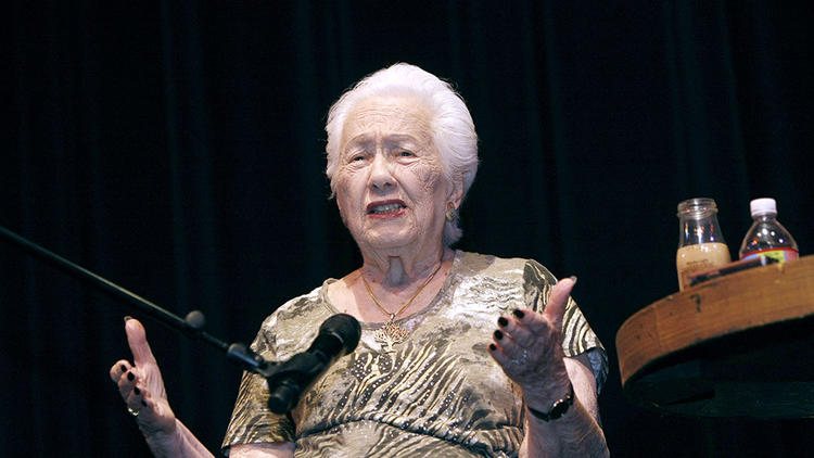 Photo Gallery: Holocaust survivor shares her story