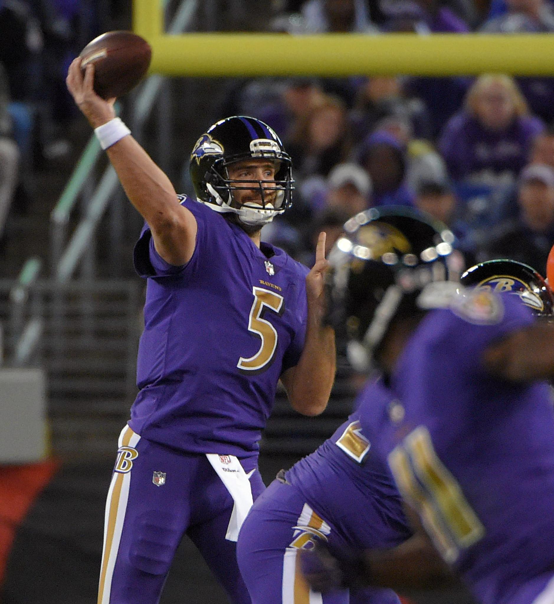 ac5023b6 Purple people eaters, jelly beans, Grimace: Ravens uniforms get some laughs  - Baltimore Sun