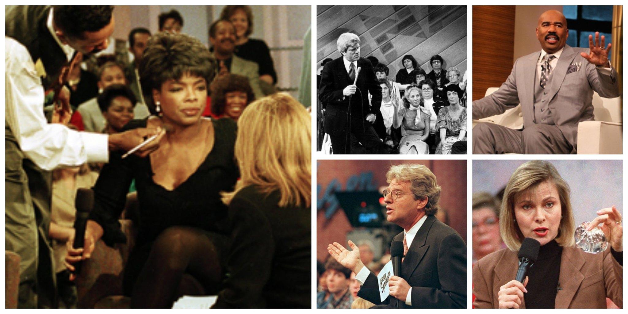 Chicagos Memorable Daytime TV Talk Show Hosts