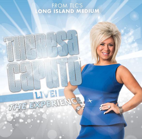 'Long Island Medium' Theresa Caputo Adds 2nd Show At Sands
