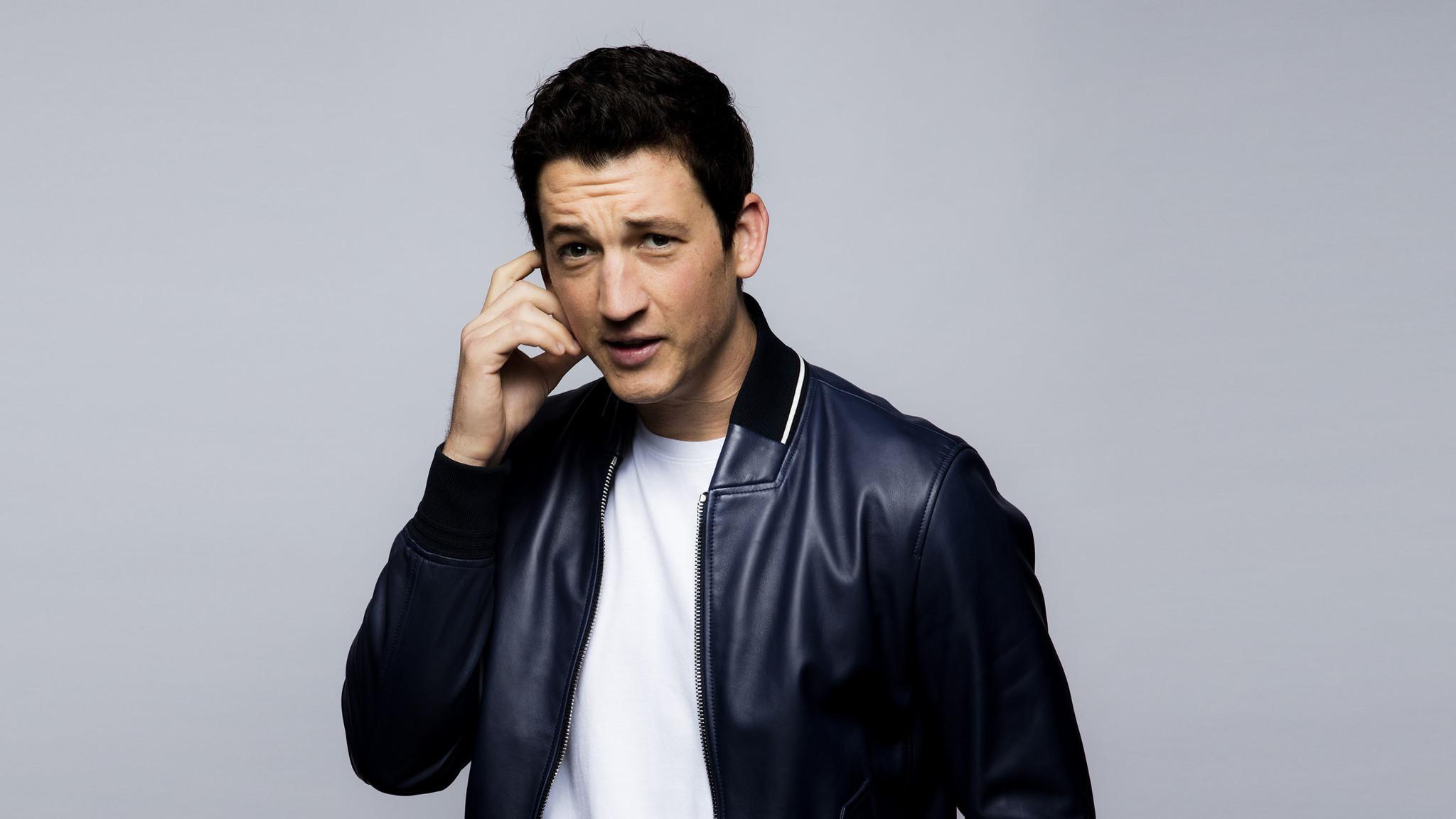 el actor que interpretará a Elvis Presley miles teller