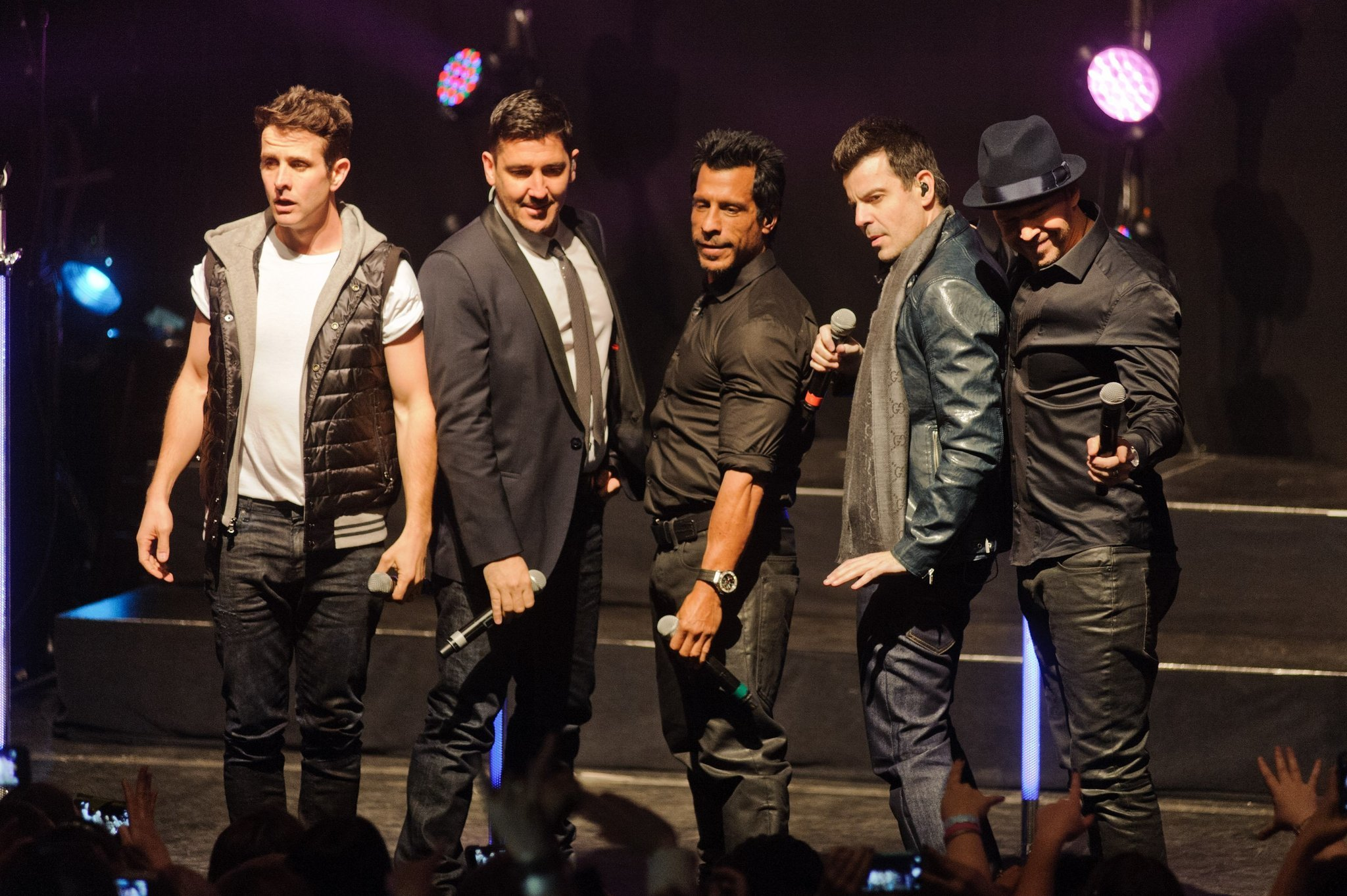 New Kids on the Block to bring \'Total Package Tour\' to Chicago with ...