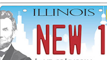 New Illinois License Plate Is Busy And Banal Chicago Tribune