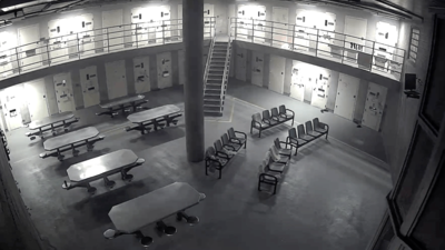 Two inmates hurt after fight, small fire in Cook County Jail