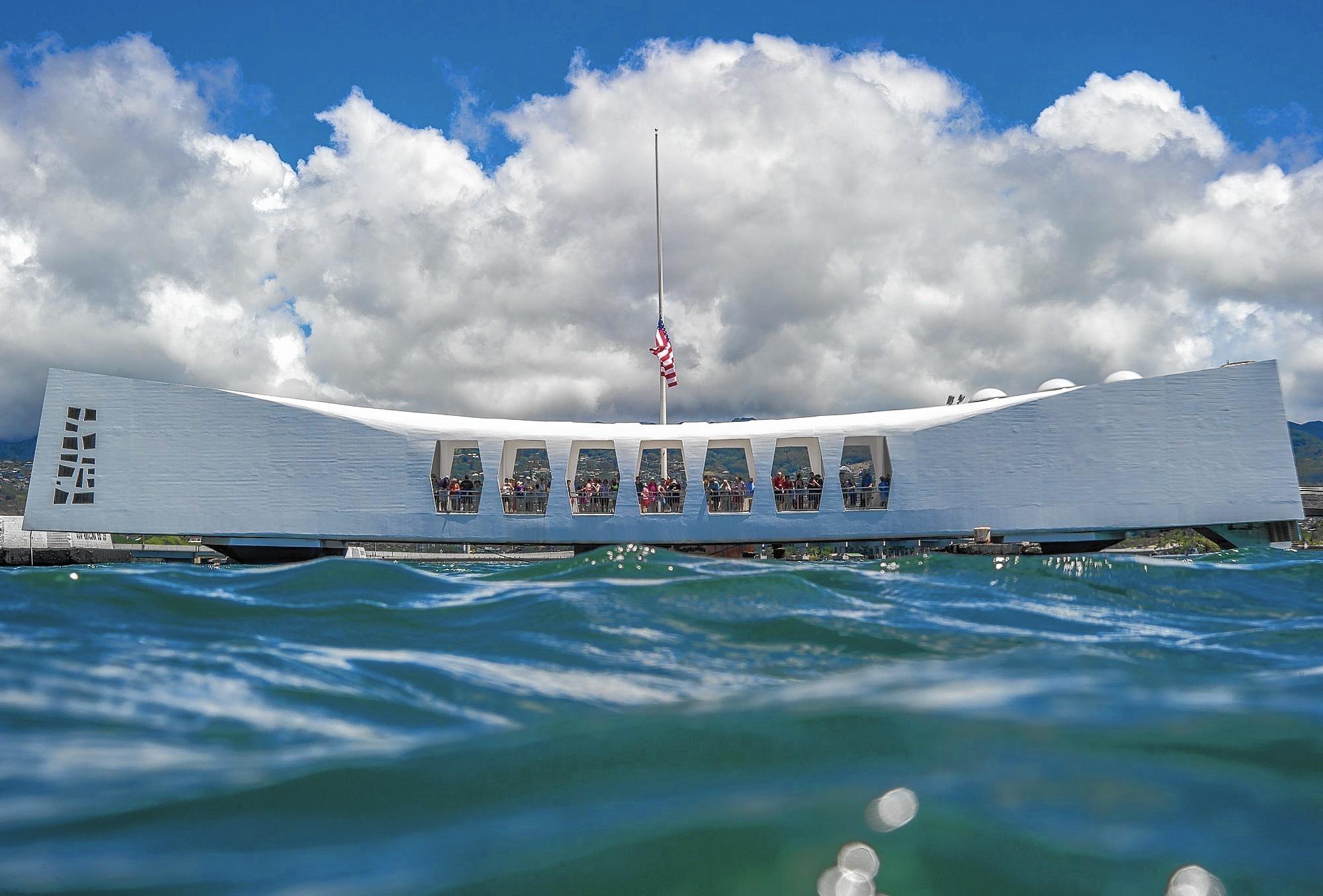 75 Years After Pearl Harbor Hawaii Keeps War Memories