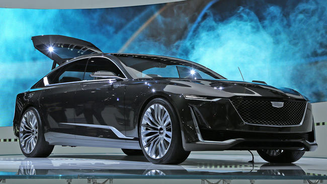 Image result for Our top picks from this year's LA Auto Show