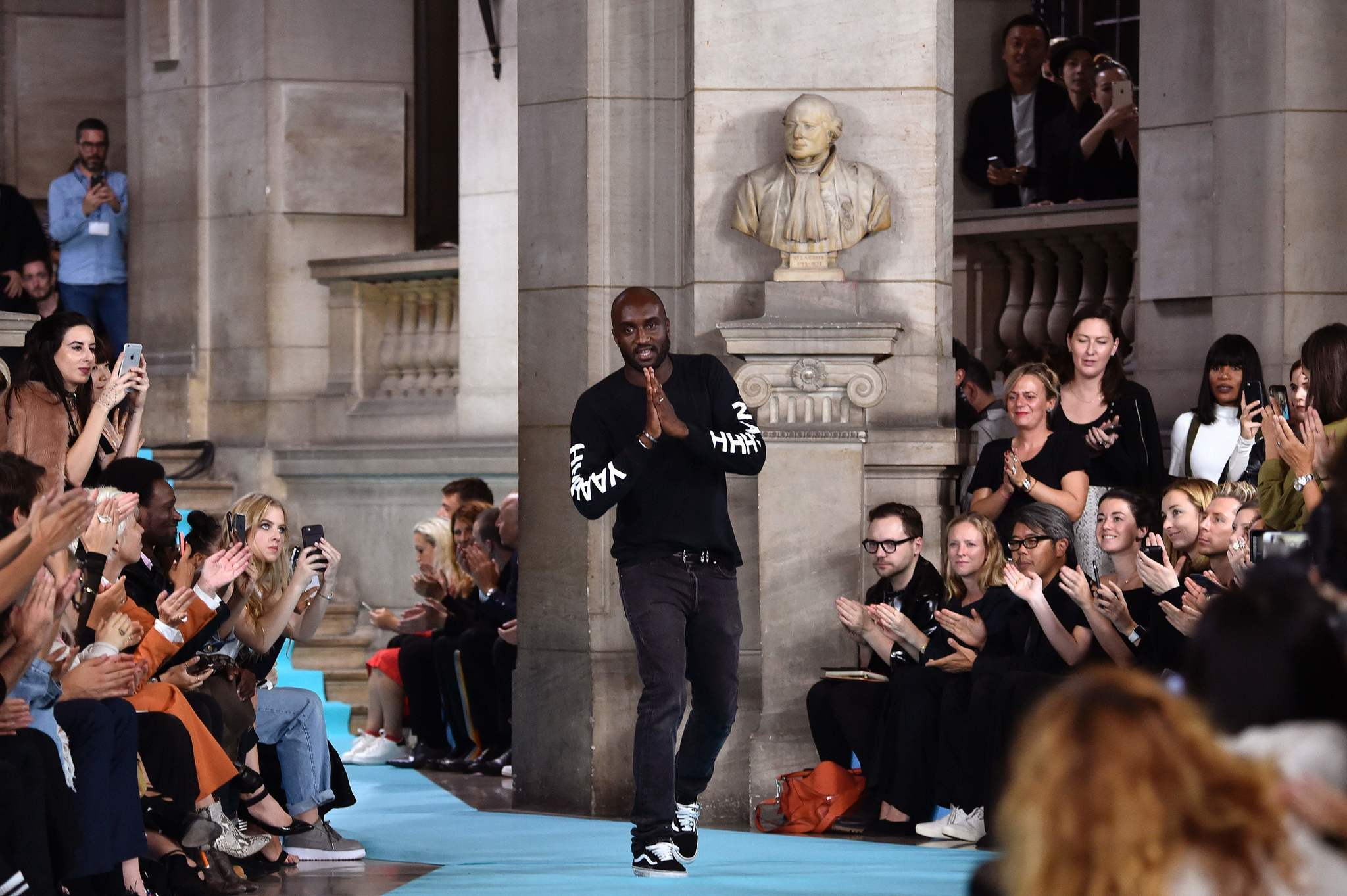 993bf99bfea6 Kanye collaborator Virgil Abloh offers a look into his design process -  Chicago Tribune