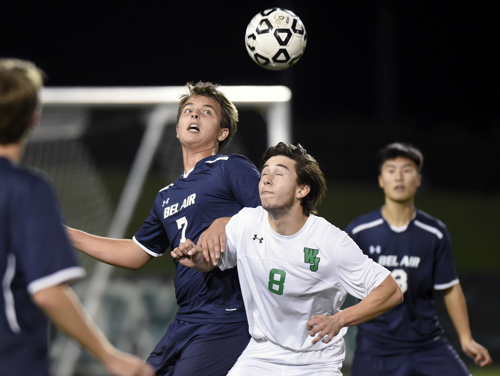 79d0d2fc345c Bel Air vs Walter Johnson boys soccer championship - The Aegis