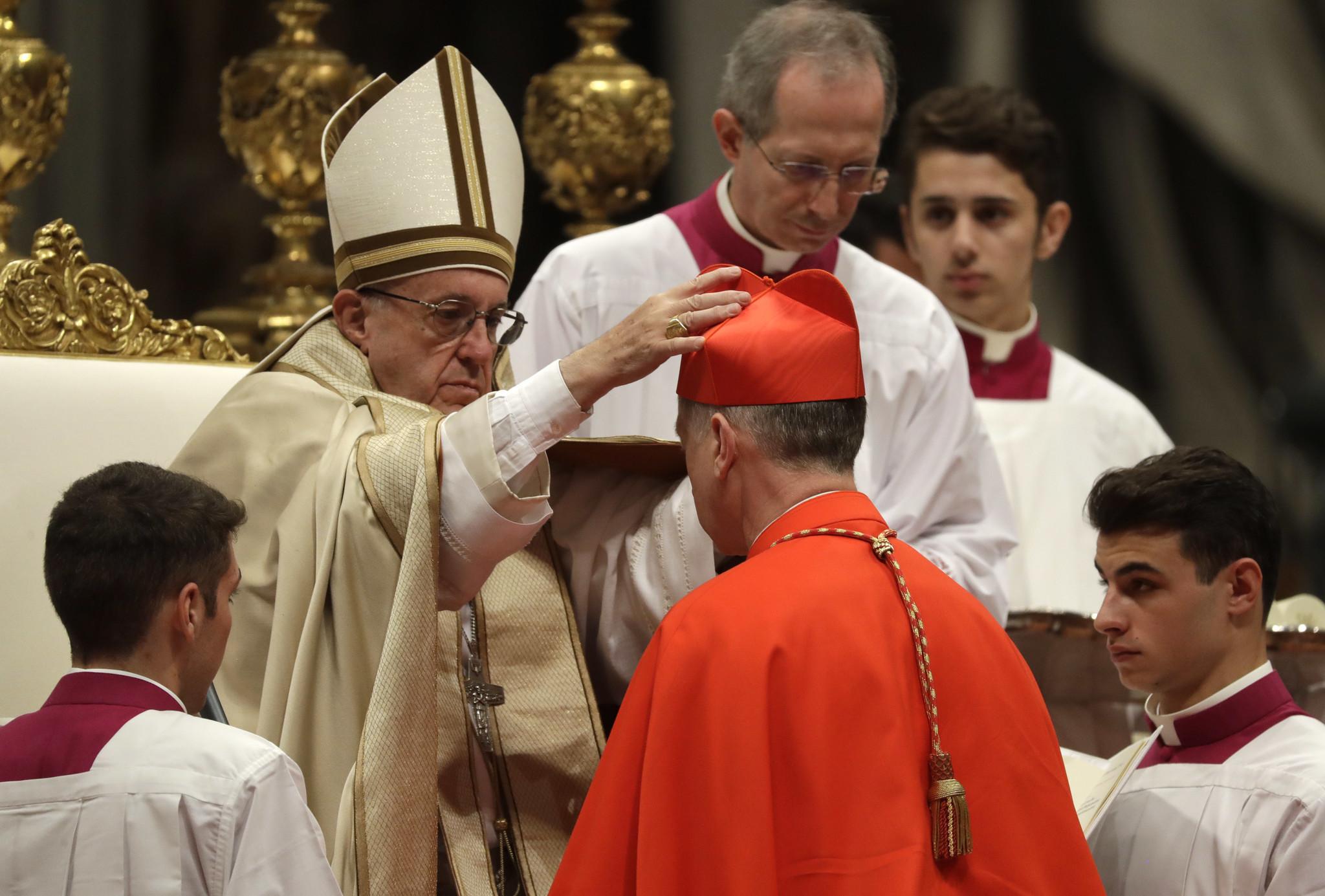 Chicago's archbishop Blase Cupich receives title of ...