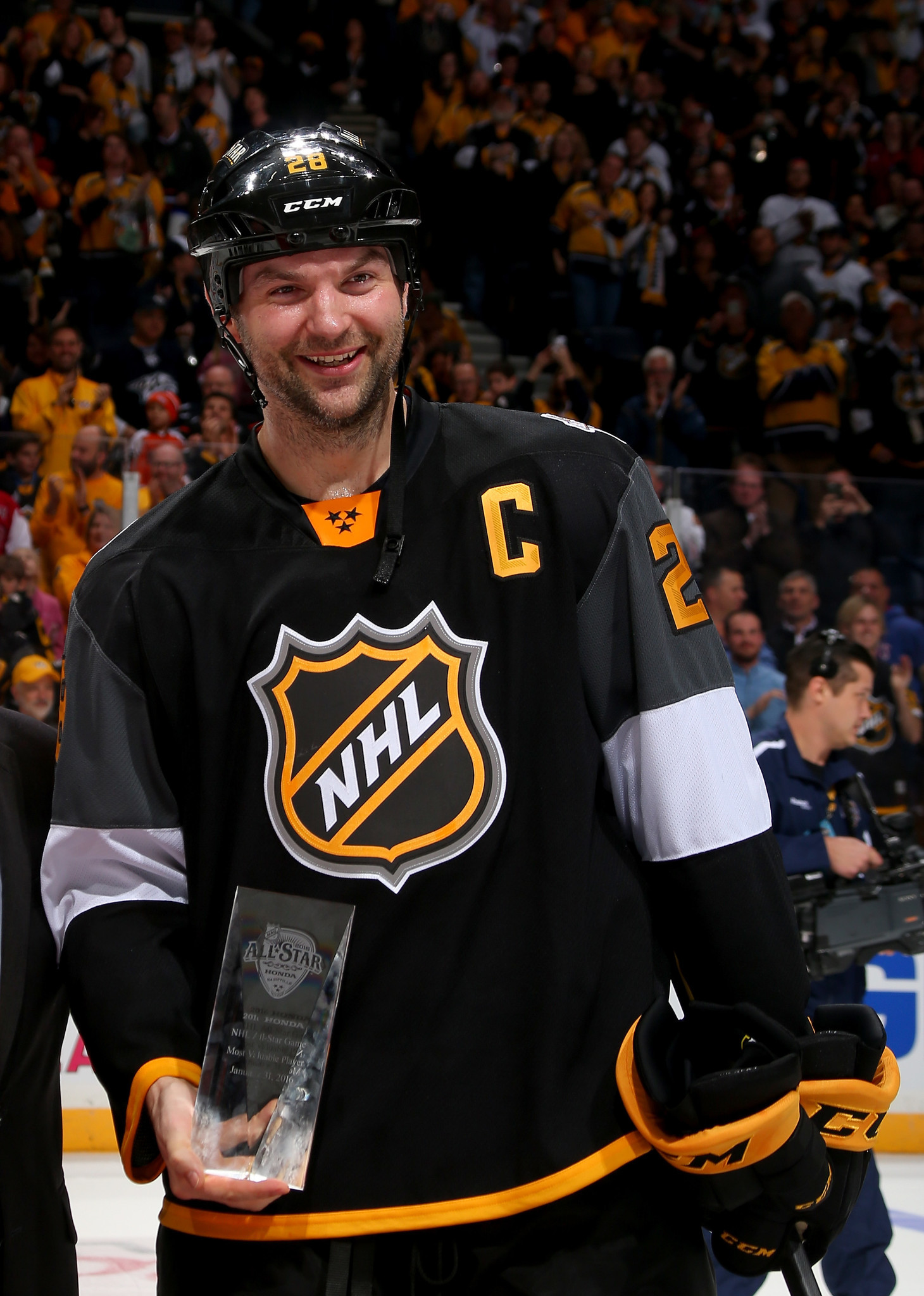 dcf0cdb5c NHL puts  John Scott Rule  in place for All-Star fan voting - Chicago  Tribune