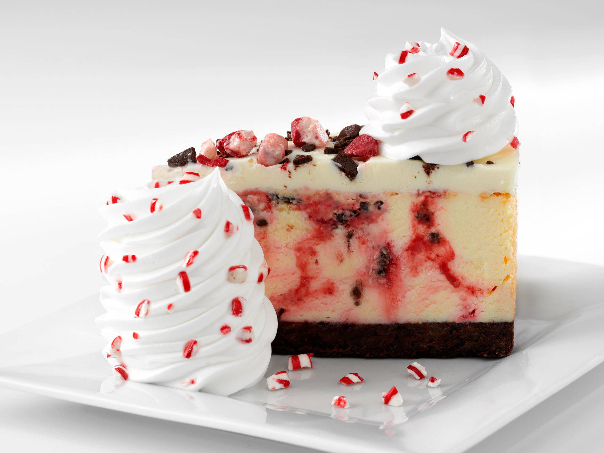 Two Free Slices Of Cheesecake With Gift Card Purchase At