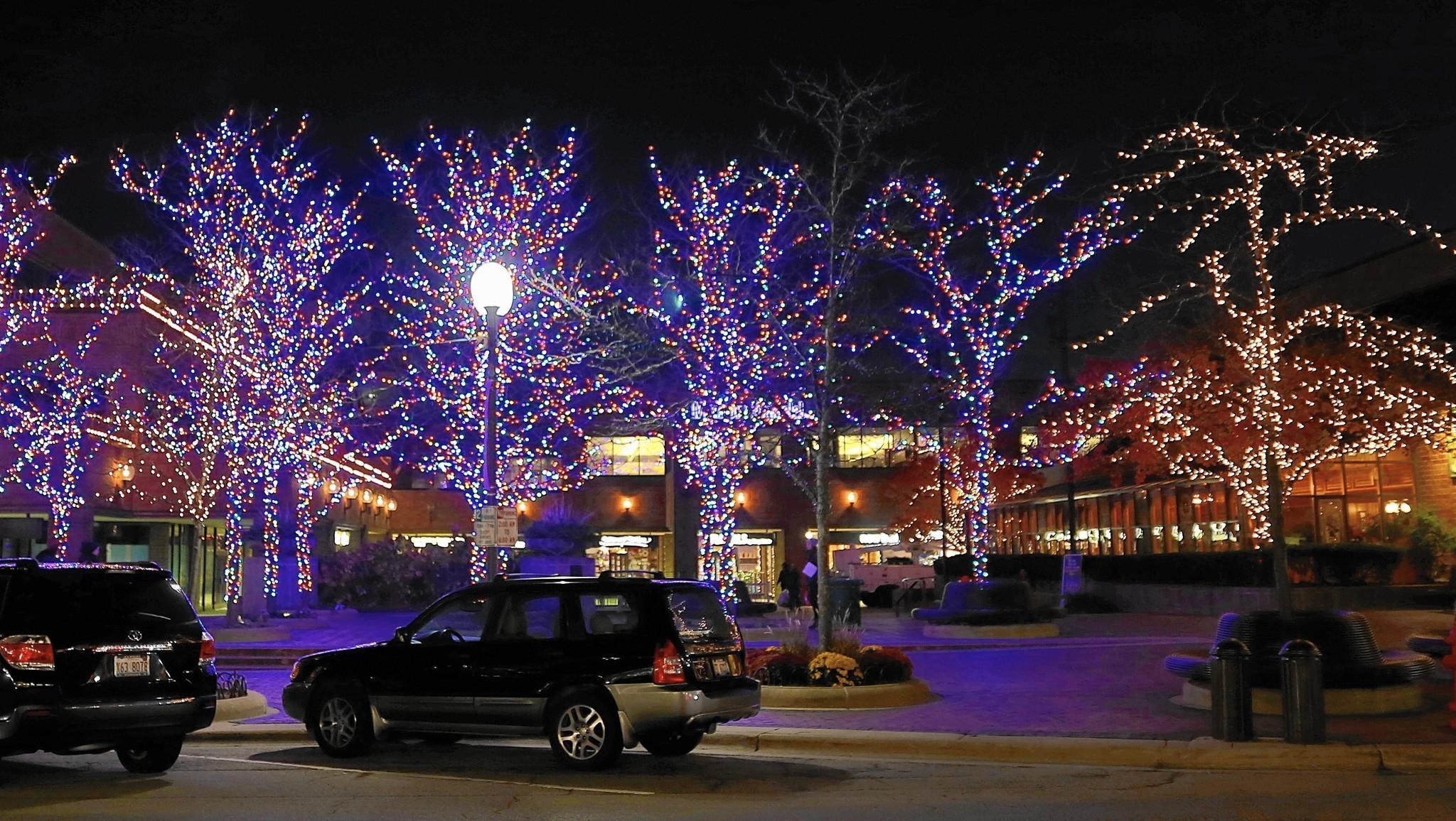 Highland Park Christmas Lights Streets Decoratingspecial Com