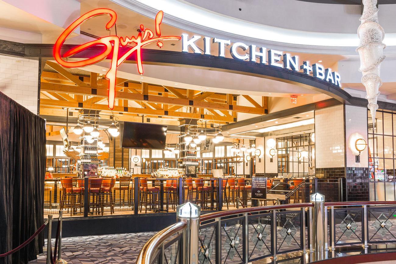Guy Fieri Kitchen And Bar Foxwoods