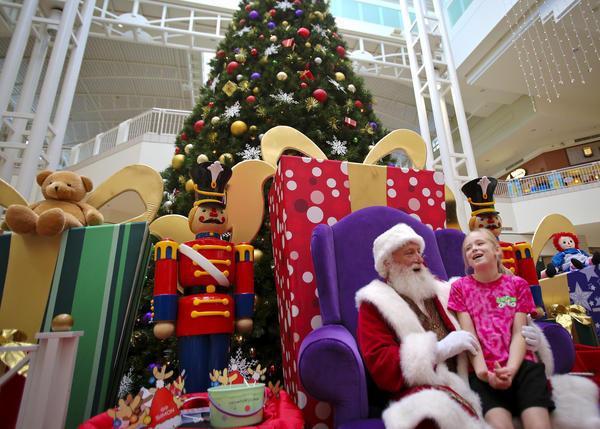 Santa naughty list video