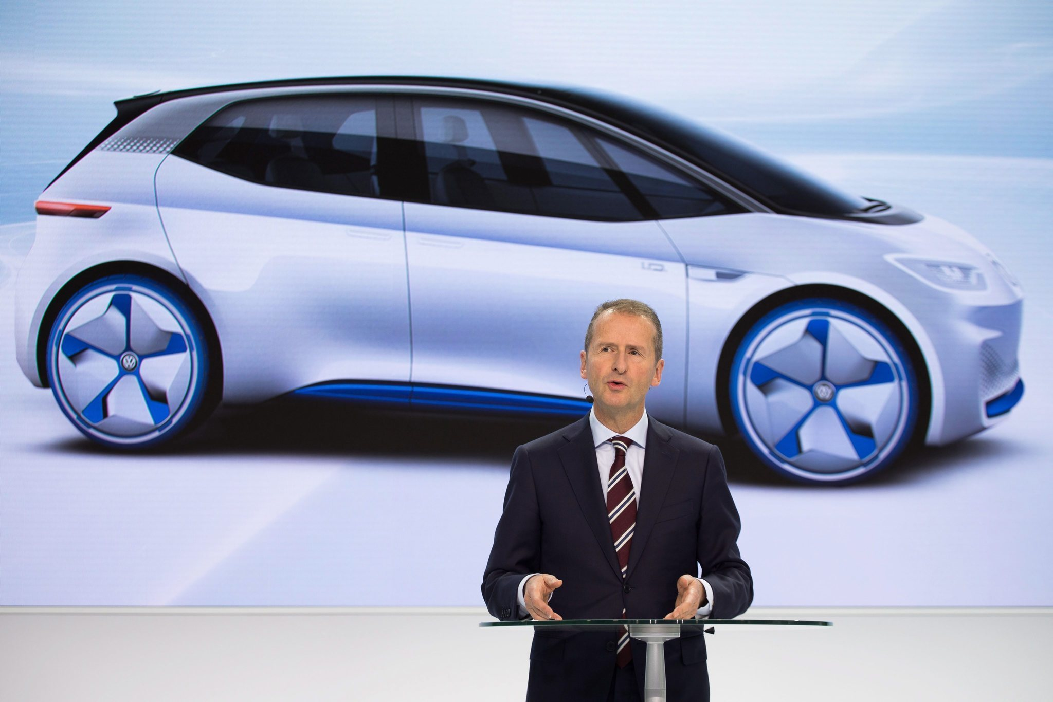 Volkswagen Plans Big Changes, Betting On Electric Cars And