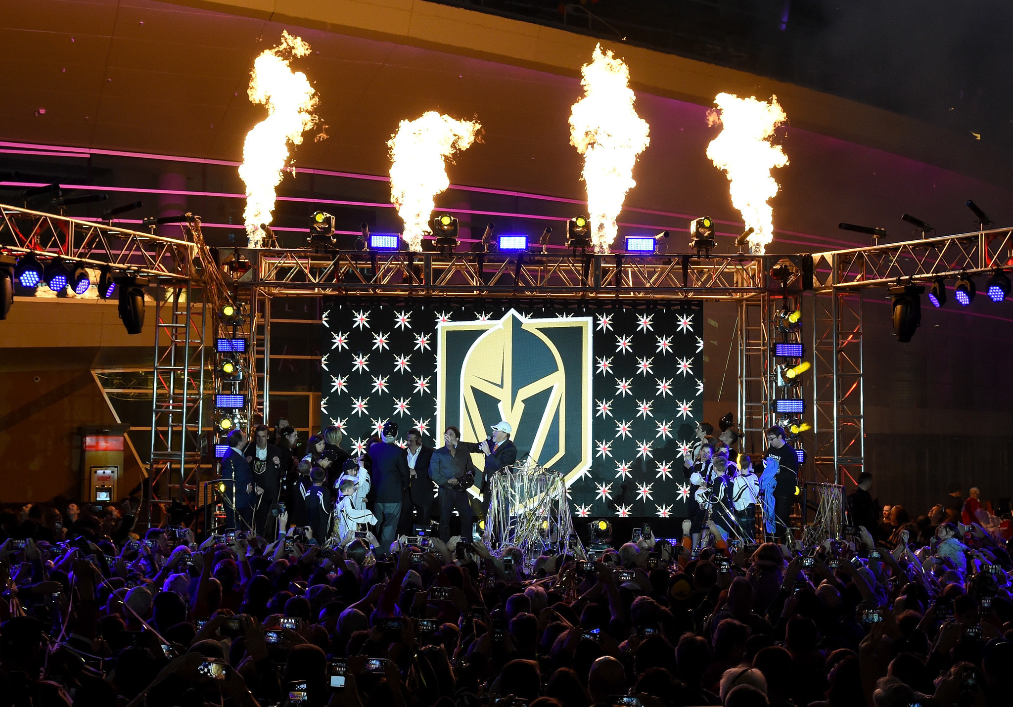 nhl expansion team gets a name vegas golden knights