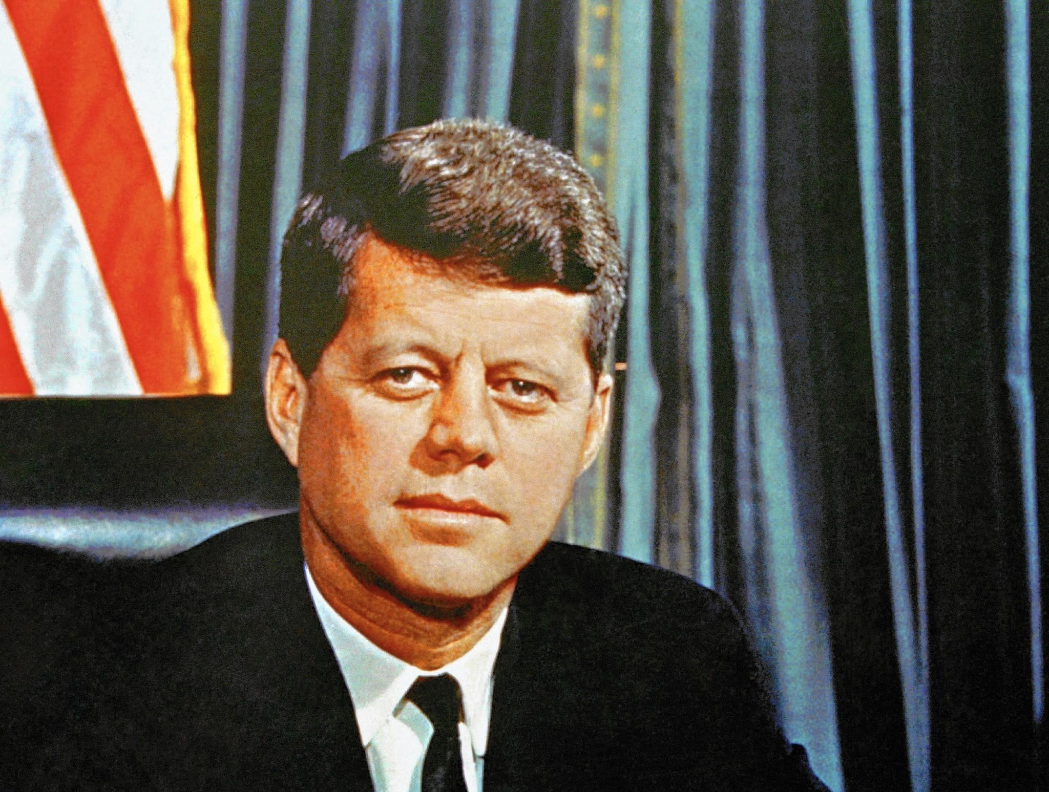 Cyr: JFK's restless gh...