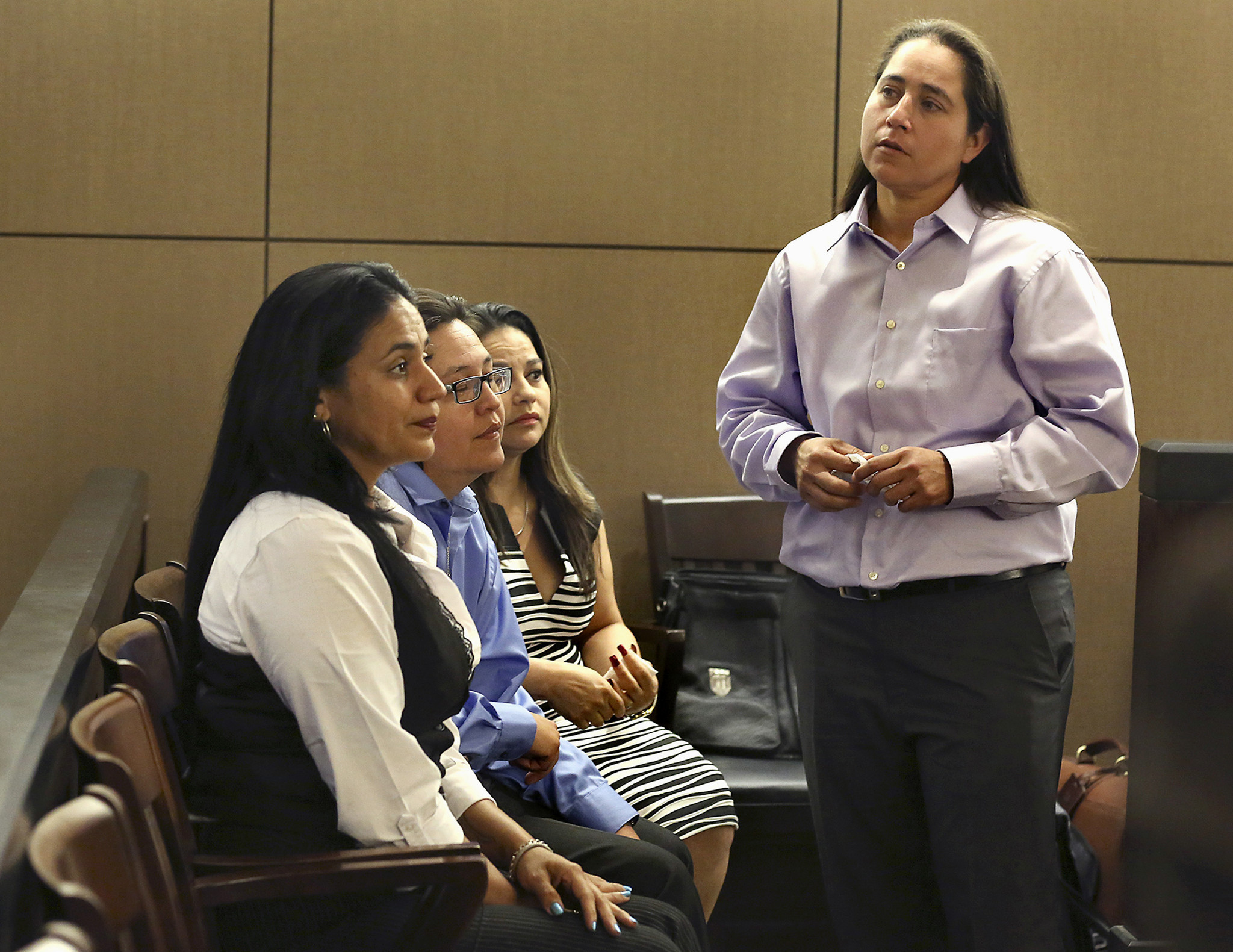 Women Known As San Antonio 4 Are Exonerated By Texas S