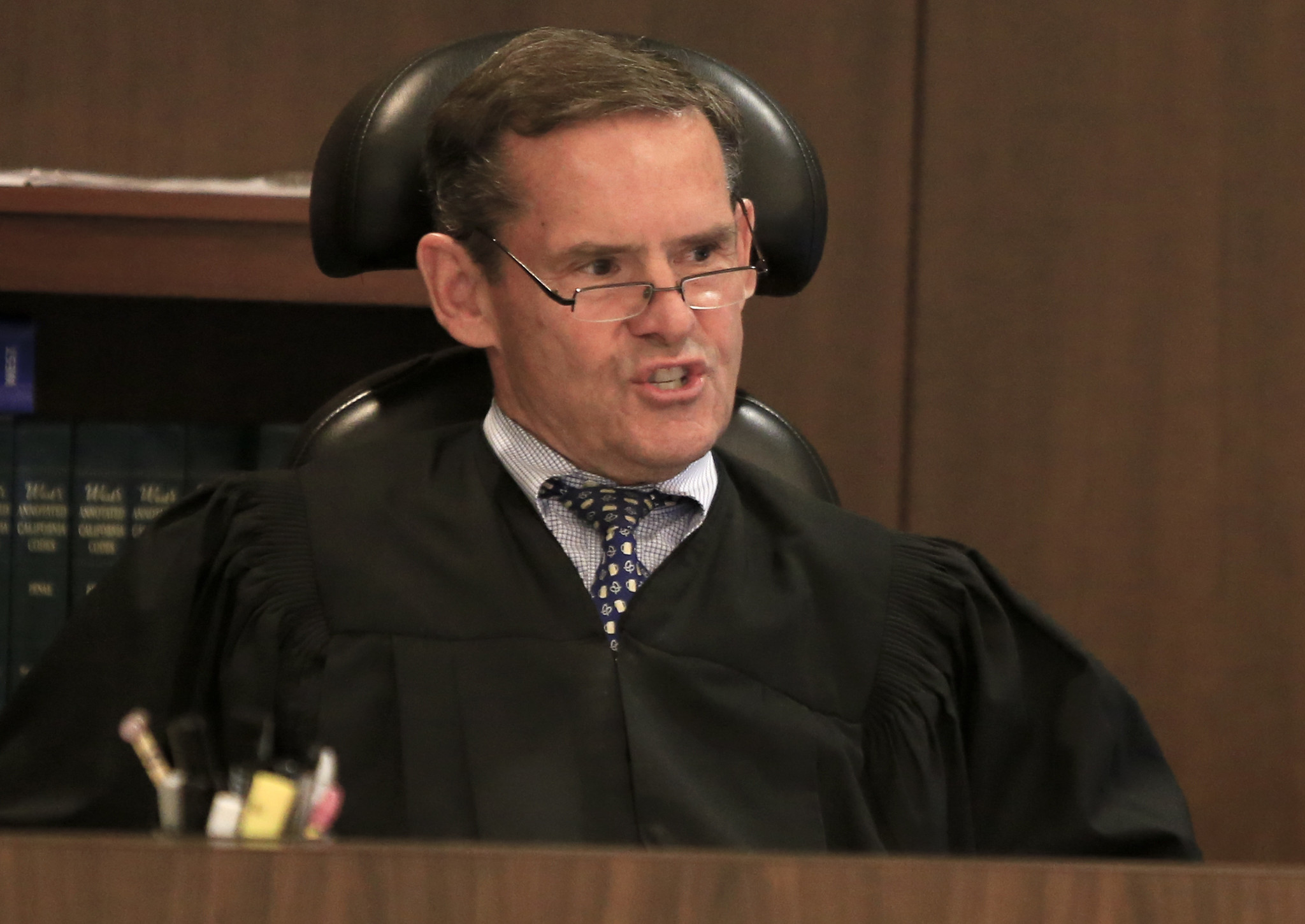 Appeals court upholds a judge's decision to toss ...