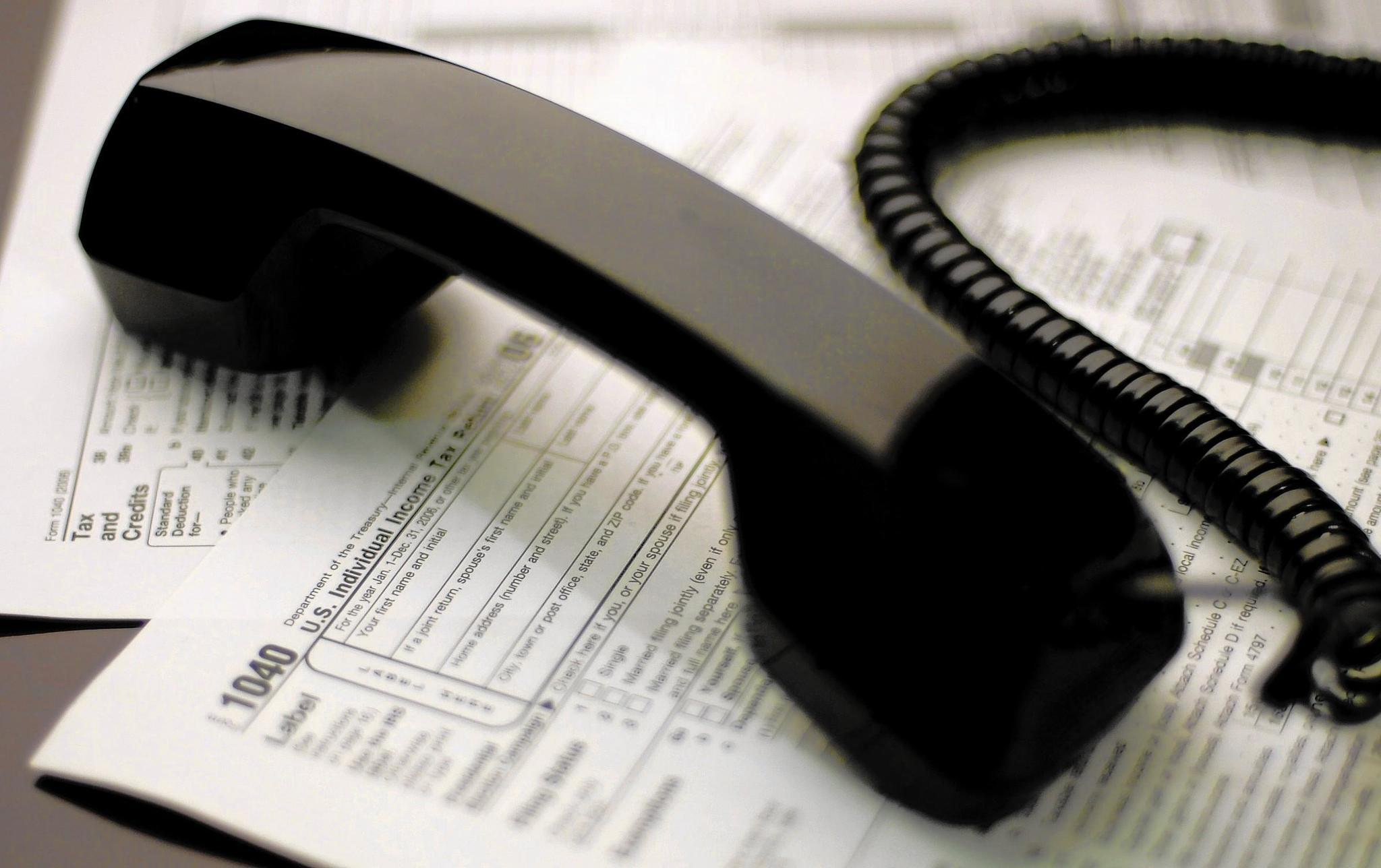 IRS phone scam finally may be fizzling out - The Morning Call