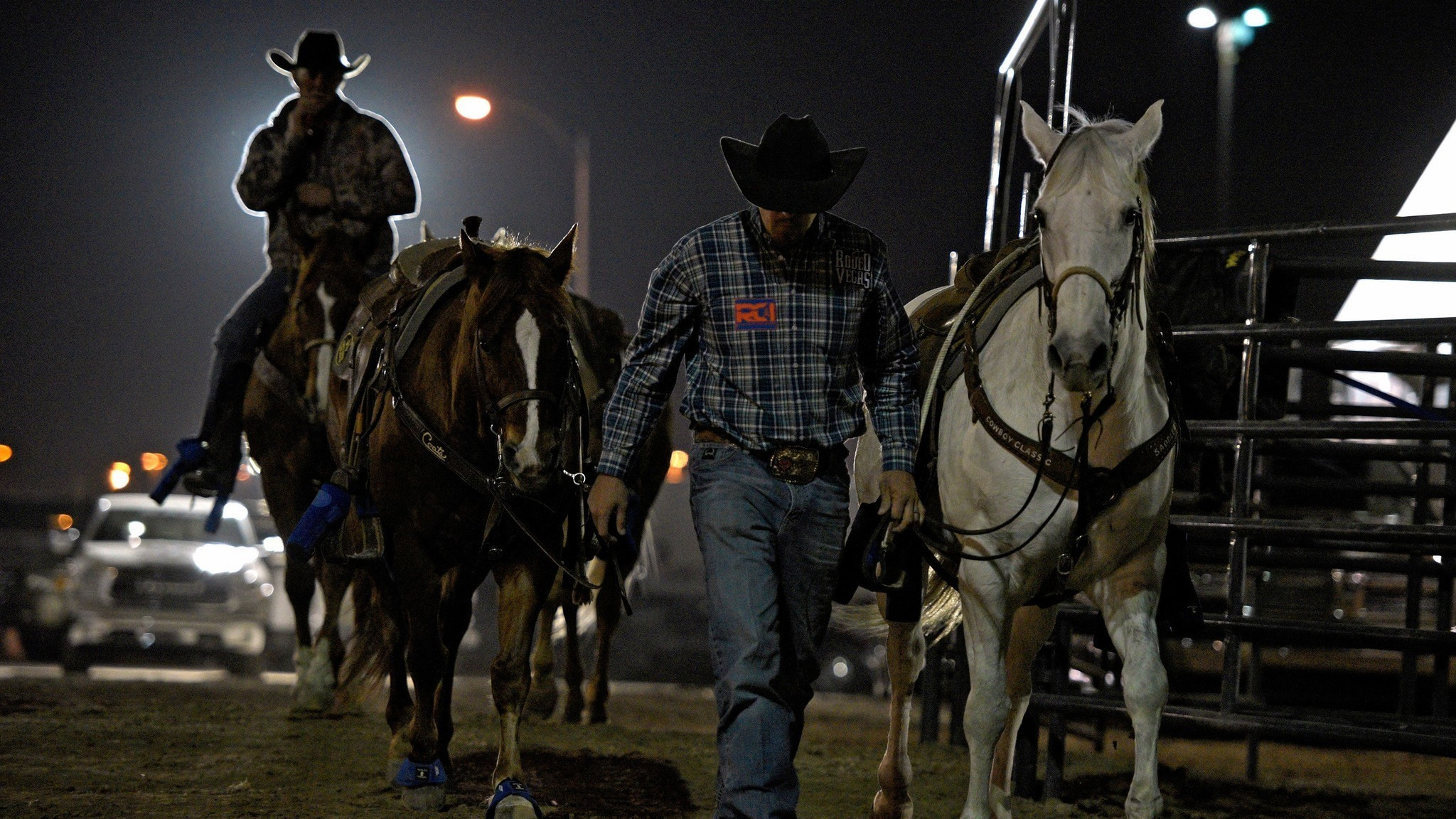 Las Vegas Welcomes Cowboys And All Things Country During
