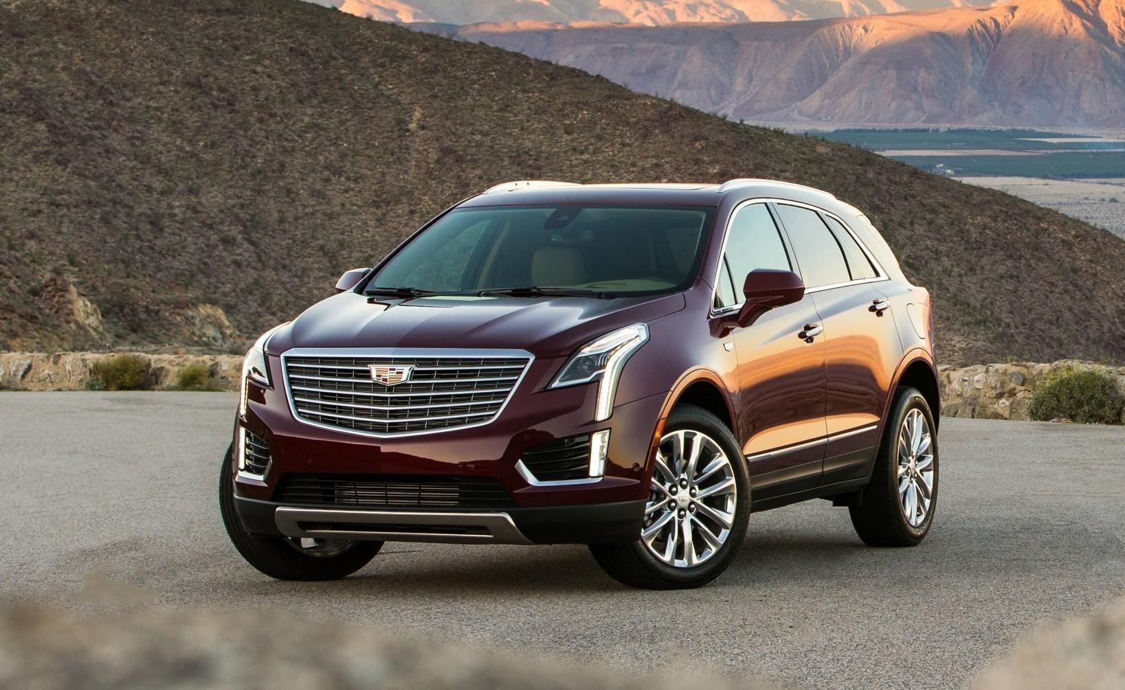 2017 Cadillac XT5 road test - The San Diego Union-Tribune