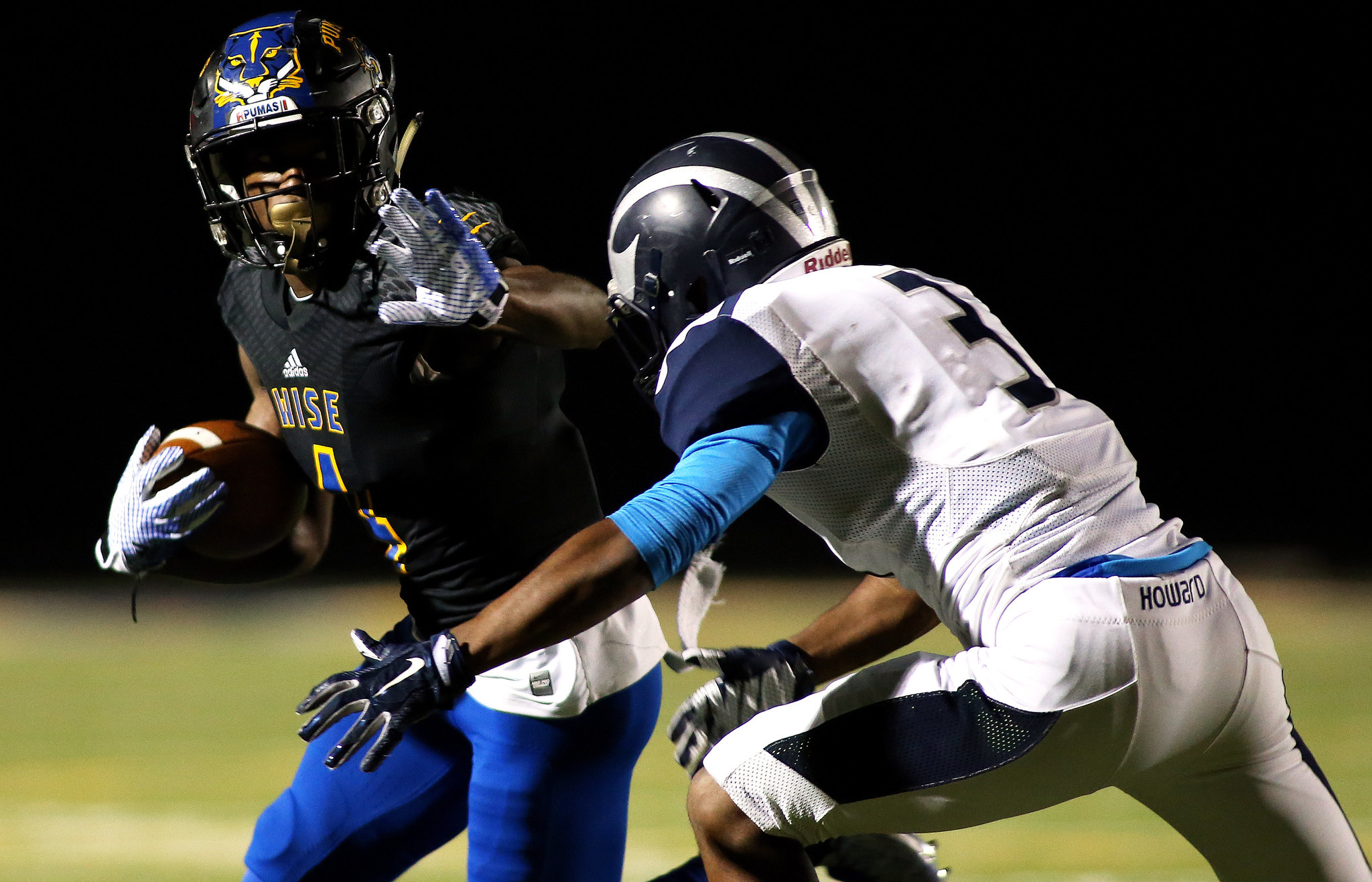 Howard football falls to Wise in 4A state semifinal ...