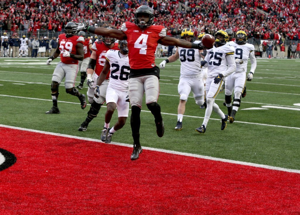 No 2 Ohio State Beats No 3 Michigan In Two Overtime Thriller