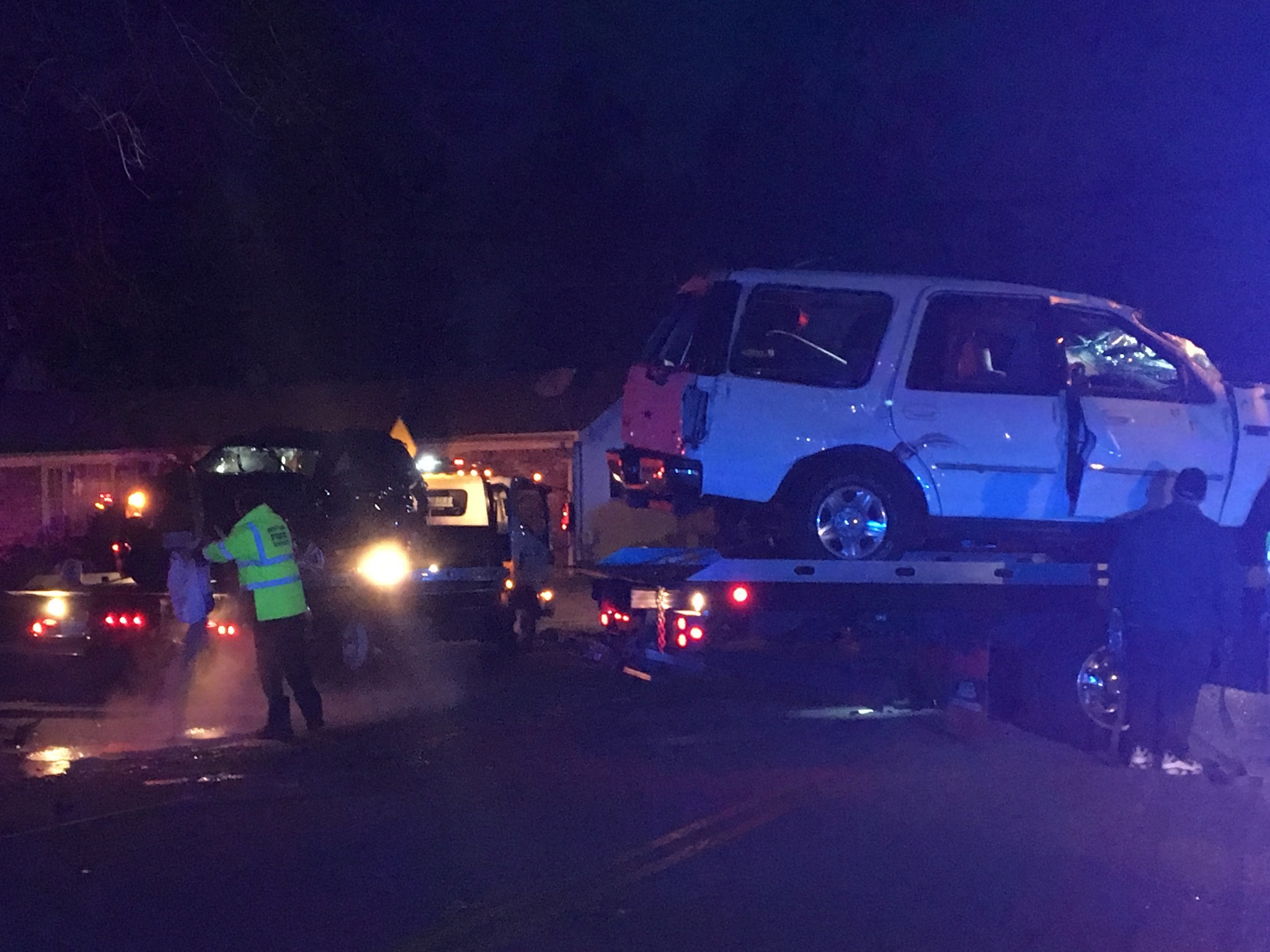 police: ford expedition and chevrolet equinox involved in fatal car