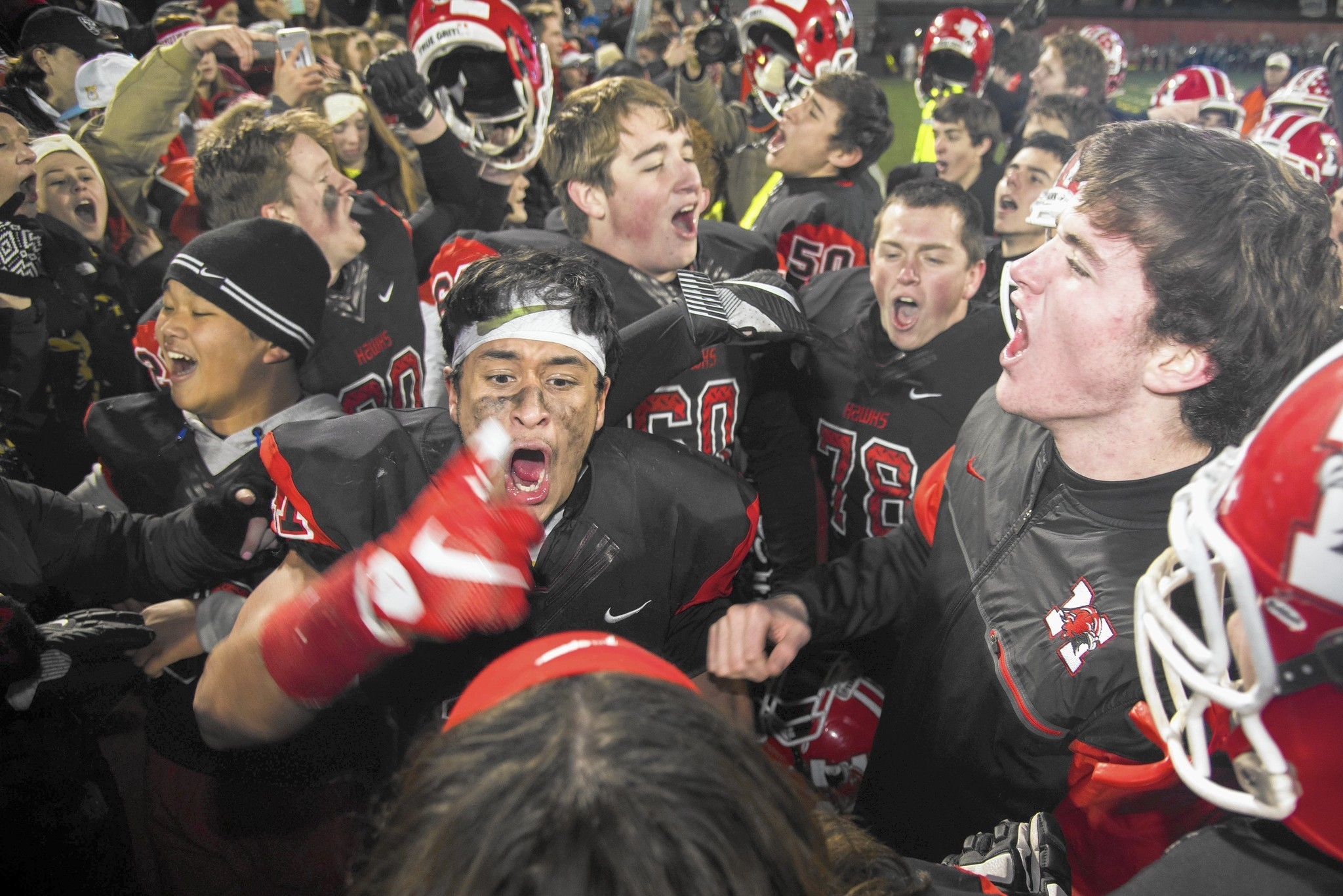 Maine South Makes Most Of Second Chance Against Loyola