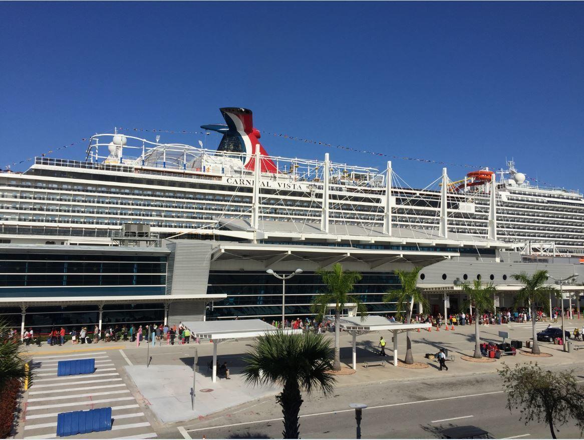 Carnival Vista Now Sailing From Portmiami Sun Sentinel
