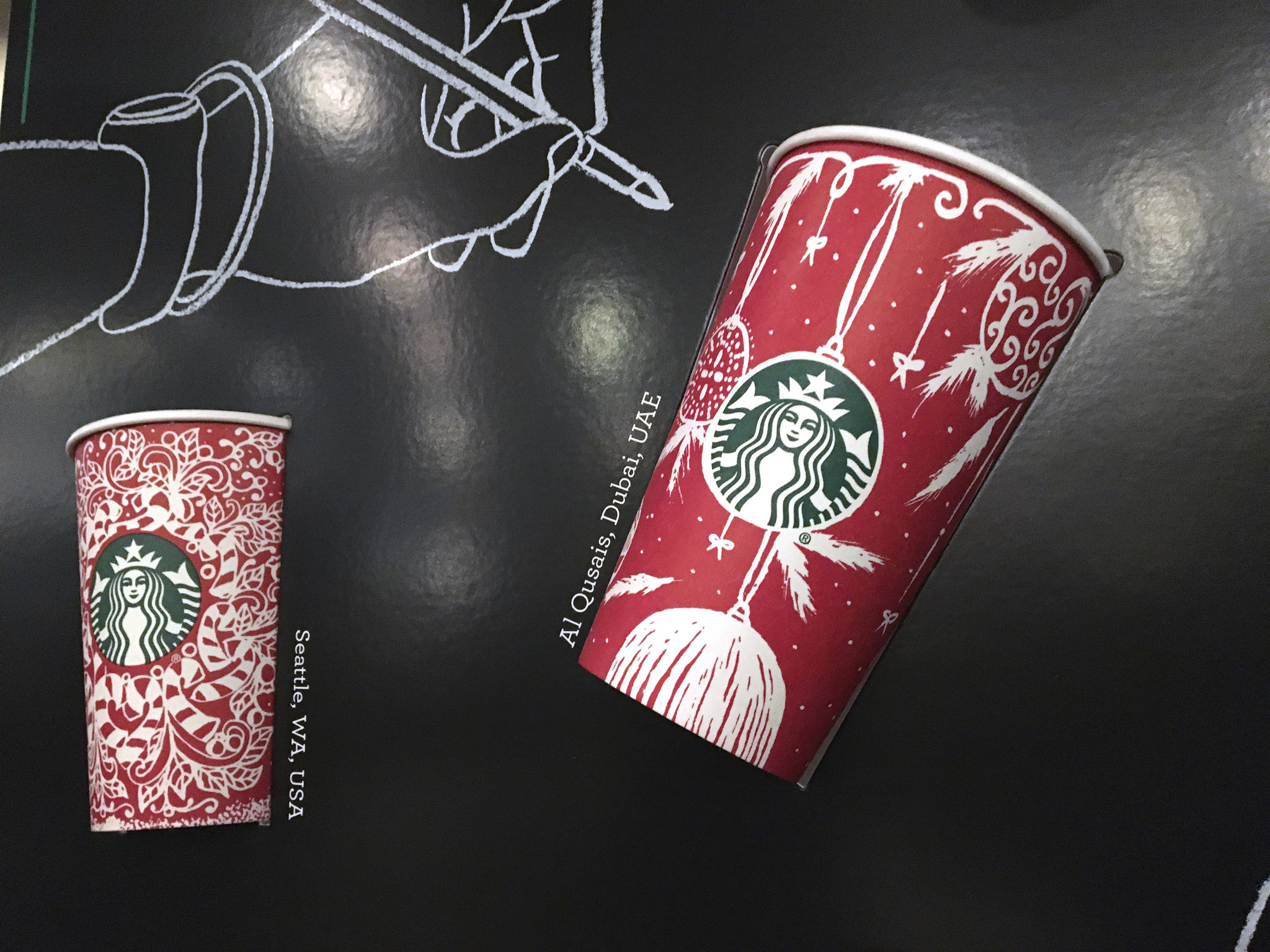 Why Starbucks cups stir up controversy - Chicago Tribune